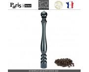 Мельница PARIS CLASSIC Laque Noir для перца, H 80 см, черный, PEUGEOT, Франция