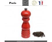 Мельница PARIS CLASSIC Laque Rouge для перца, H 18 см, красный, PEUGEOT, Франция