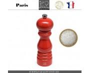 Мельница PARIS CLASSIC Laque Rouge для соли, H 18 см, красный, PEUGEOT, Франция