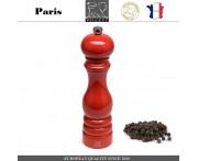 Мельница PARIS CLASSIC Laque Rouge для перца, H 22 см, красный, PEUGEOT, Франция