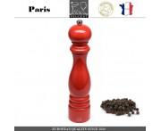 Мельница PARIS CLASSIC Laque Rouge для перца, H 30 см, красный, PEUGEOT, Франция