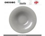 Глубокая тарелка Willow Mist для супа, пасты, D 28 см, фарфор, Steelite, Великобритания