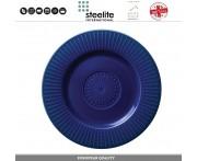 Десертная тарелка Willow Azzure, D 18 см, фарфор, Steelite, Великобритания