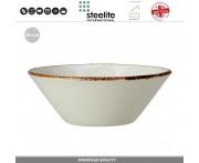 Миска-салатник Brown Dapple, D 20.5 см, 800 мл, Steelite, Великобритания