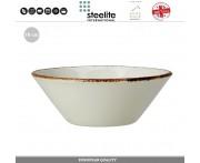 Миска-салатник Brown Dapple, D 16.5 см, 500 мл, Steelite, Великобритания