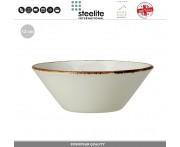 Миска-салатник Brown Dapple, D 13.5 см, 300 мл, Steelite, Великобритания