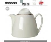 Заварочный чайник Brown Dapple, 350 мл, Steelite, Великобритания