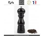 Мельница PARIS CLASSIC Laque Noir для соли, H 18 см, PEUGEOT, Франция
