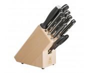 Набор ножей 10 предметов «Gloria Lux», H 32,5 см, L 38,5 см, W 9,5 см, Felix, Германия