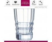 Высокий стакан ARCHITECTE, 360 мл, Cristal D'arques, Франция