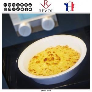 Тажин REVOLUTION II белый, 3 л, D 32 см, для любых плит и духовок, REVOL, Франция, арт. 8954, фото 7