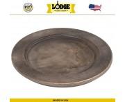 Подставка для сковороды арт. 5242, D 26 см, дерево, Lodge, США