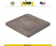 Подставка квадратная для сковороды арт. 5241, L 19.5 см, W 19.5 см,  дерево, Lodge, США