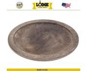 Подставка для сковороды арт. 5209, D 29.5 см, дерево, Lodge, США