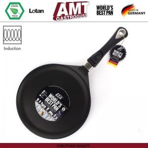 Антипригарная блинная сковорода Diamond Induction, D 28 см, индукционное дно, съемная ручка, AMT, Германия, арт. 110, фото 3