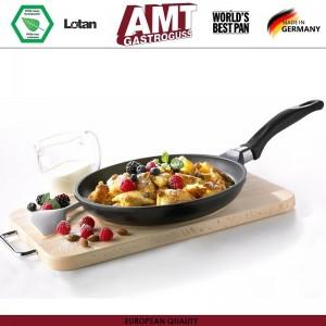 Антипригарная сковорода Diamond Induction для плиты и духовки, D 24 см, H 4 см, индукционное дно, съемная ручка, AMT, Германия, арт. 105, фото 2