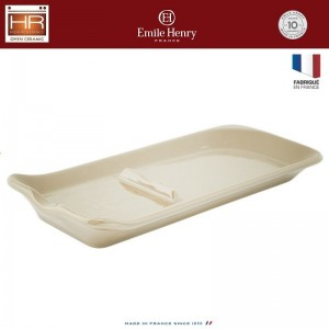 Les Ustensiles Подставка для ложки, керамика, цвет молочный белый, Emile Henry, арт. 77482, фото 2