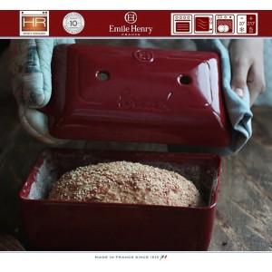Les Spécialistes Керамическая форма для выпечки хлеба, 24 x 15 см, цвет лен, Emile Henry, арт. 88160, фото 6
