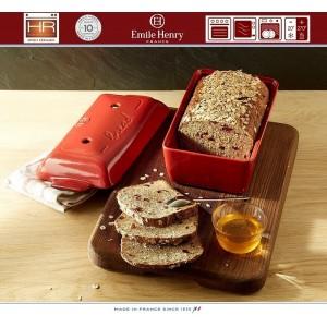 Les Spécialistes Керамическая форма для выпечки хлеба, 24 x 15 см, цвет лен, Emile Henry, арт. 88160, фото 5