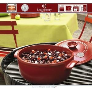 COCOTTE Кастрюля-жаровня для духовки и плиты, 6 л, 40 x 27 см, Emile Henry, арт. 74747, фото 3