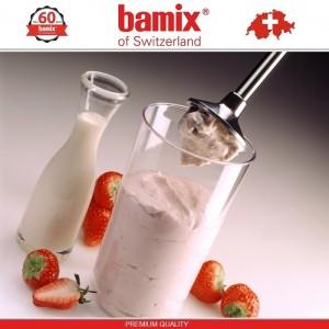 BAMIX M200 SwissLine White блендер, белый, Швейцария, арт. 96818, фото 5