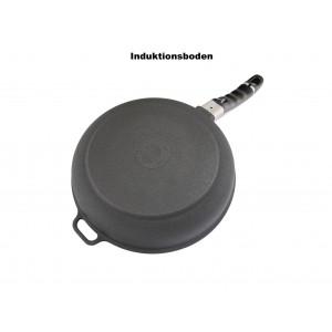 GIGANT Newline Антипригарная овальная сковорода для рыбы, 38 х 28 см, индукционное дно, BAF, Германия, арт. 98523, фото 2