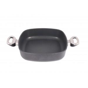 GIGANT Newline Антипригарная кастрюля квадратная для плиты и духовки, 24 х 24 см, индукционное дно, BAF, Германия, арт. 98476, фото 4