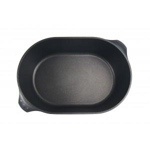 GIGANT Newline Антипригарная гусятница 2 в 1 с крышкой-сковородой гриль, 40 х 28 см, BAF, Германия, арт. 98579, фото 4