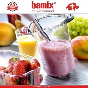 BAMIX M180 Deluxe Red блендер, красный, Швейцария, арт. 96829, фото 2