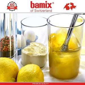 BAMIX EO160 Classic White блендер, белый, Швейцария, арт. 96842, фото 7