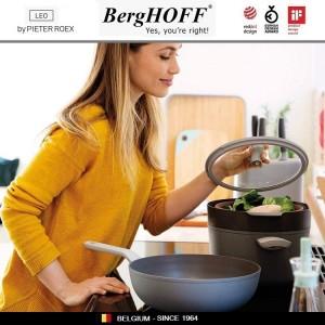 LEO Антипригарная сковорода, D 28 см, индукционное дно, BergHOFF, арт. 96779, фото 5