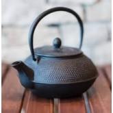 Заварочные чайники из чугуна