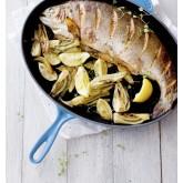 Овальные сковороды для рыбы