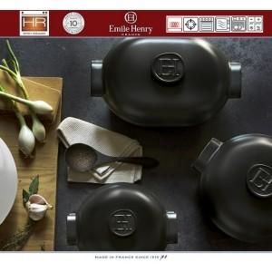DELIGHT Кастрюля керамическая для духовки и любых плит, индукционное дно, 4 л, D 26.5 см, Emile Henry, арт. 91054, фото 12