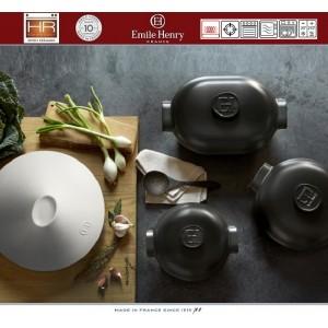 DELIGHT Кастрюля-сотейник керамическая для духовки и любых плит, индукционное дно, 2.5 л, D 26.5 см, Emile Henry, арт. 91055, фото 12