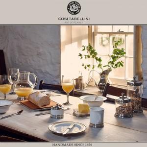 Блюдо TOSCANA для запекания и подачи, 36 x 25 см, олово, стекло жаропрочное, Cosi Tabellini, Италия, арт. 87391, фото 8