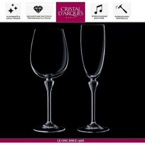 Бокал AMARANTE для вина, 350 мл, Cristal D\'arques, Франция, арт. 76615, фото 3
