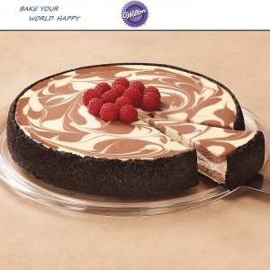 CAKE Антипригарная форма для выпечки круглая разъемная, D 25.4 х 7 см, Wilton, США, арт. 108826, фото 5