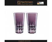 Набор стопок SIXTIES STELLA VIOLET для водки, 2 шт, 60 мл, 2 шт, сиреневый хрусталь, Nachtmann, Германия