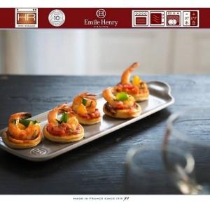 Aperitivo набор блюд для запекания и подачи, 3 шт, керамика, цвет бежевый, Emile Henry, арт. 90823, фото 3