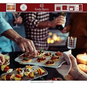 Aperitivo набор блюд для запекания и подачи, 3 шт, керамика, цвет бежевый, Emile Henry, арт. 90823, фото 6