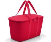 Корзина-Термосумка coolerbag red, L 44,4 см, W 25 см, H 24,5 см, Reisenthel, Германия