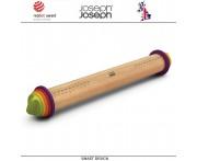 Скалка Adjustable регулируемая, цвет мультиколор, Joseph Joseph, Великобритания