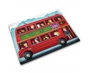 Доска для готовки и защиты рабочей поверхности london bus, H 30 см, L 40 см, Joseph Joseph, Великобритания