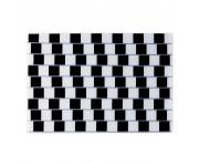 Разделочная доска и сервировка ring illusion, L 29,5 см, W 42 см, H 0,4 см, PO: SELECTED, Дания