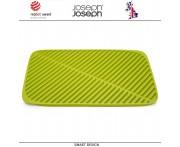 Большой коврик Flume для сушки посуды, зеленый, 43 x 31 см, Joseph Joseph, Великобритания