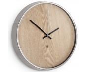 Настенные часы madera светлое дерево, L 32 см, W 4 см, H 32 см, Umbra, Канада