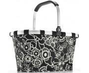 Корзина carrybag fleur black, Reisenthel, Германия