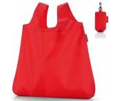 Сумка складная mini maxi red, L 43,5 см, W 7 см, H 60 см, Reisenthel, Германия