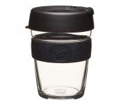 Кружка keepcup black 340 мл, L 8,8 см, W 8,8 см, H 13 см, KeepCup, Австралия